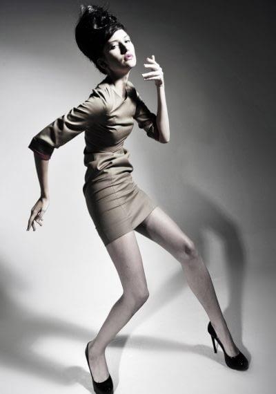 Fashion portraiture by celebrity fashion photographer Bruce Smith