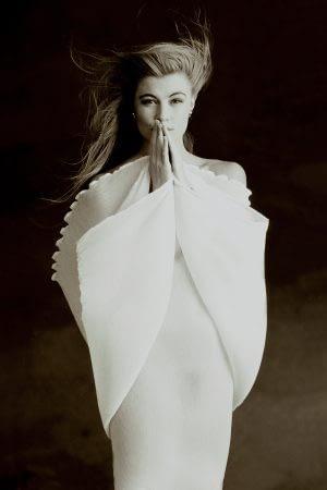 Soul portrait and Light angel mindfulness soul portrait by mindfulness soul portrait photographer Bruce Smith