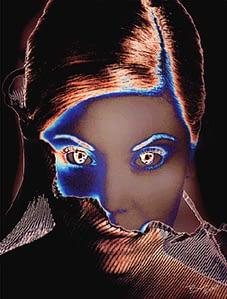 Soul portraits photographer abstract portrait